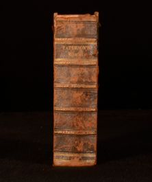 c1834 Paterson's Roads the Eighteenth Edition by Edward Mogg with Maps