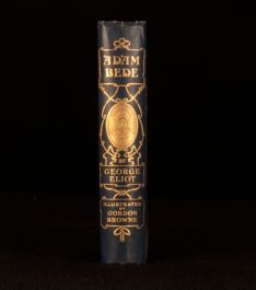 c1920 Adam Bede by George Eliot Illustrated by Gordon Browne