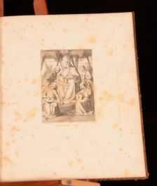 c1850 Collection of Christian Engravings Life of Christ
