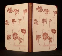 1955 Old Carnations and Pinks Sacheverell Sitwell C Oscar Moreton Signed