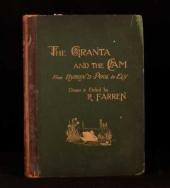 1880 The Granta and the Cam from Byron's Pool to Eli R Farren Plates