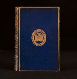 1883 Oliver Goldsmith The Vicar of Wakefield Fine Binding