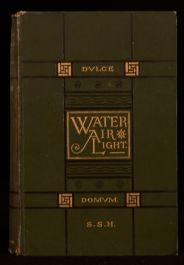 1900 The Plumber and Sanitary Houses S. Stevens Hellyer Illustrated Scarce