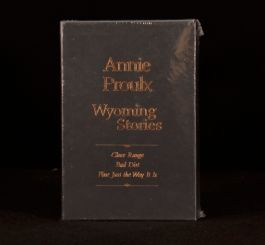 2008 3Vol Annie Proulx Wyoming Stories Box Set As New Sealed First Edition