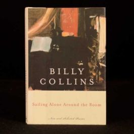 2001 Sailing Alone Around the Room Billy Collins First Edition Dustwrapper