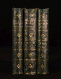 1886 3vol One Thing Needful Mary Elizabeth Braddon Scarce First Edition
