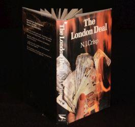 1978 The London Deal N.J.CRISP First Edition