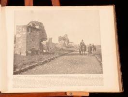 1894 John L Stoddard Portfolio of Photographs of Famous Scenes Cities Paintings