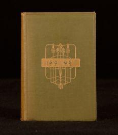 1907 A. W. Kinglake Eothen Talwin Morris Design