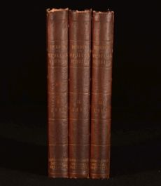 1803 3 Vols A Course of Medical Studies By J Burdin Trans from French 1st Thus