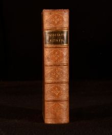 1869 Critical and Historical Essays by Lord Macaulay A New Edition