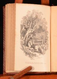 1855 The Poetical Works of William Cowper Robert Aris Willmott Illustrated