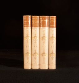 1906-7 4vols A Selection of Works by Robert Louis Stevenson