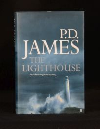 2005 The Lighthouse P D James First Edition In Dustwrapper Dalgliesh