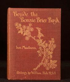 c.1911 Beside The Bonnie Brier Bush Ian Maclaren Scotland Etchings