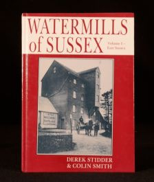 1997 2vol Watermills of Sussex Limited Edition Derek Stidder Colin Smith Local