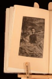 1906 Mary A Ward Fenwick's Career Signed Illustrated Limited Edition Fine Bind