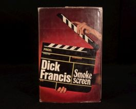 1972 Smokescreen By Dick Francis First Edition In Dustwrapper