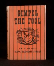 1957 Gimpel the Fool and Other Essays First Edition Isaac Bashevis Singer