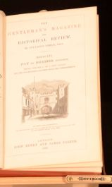 1856-1871 2 Vols The Gentleman's Magazine Illustrated Historical Review
