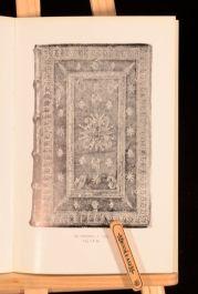 1950 John P Harthan Bookbindings Victoria and Albert Museum Illustrated