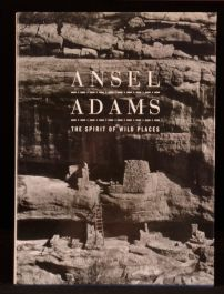 1995 Ansel Adams Spirit of Wild Places Photography Nature Plates