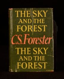 1948 The Sky and The Forest C. S. Forester First Edition Cecil Louis Smith