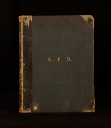 c1890 A Collection of Various Musical Compositions Collected Together