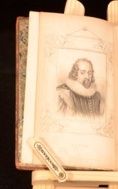 1825 Essays Moral Economical and Political Illustrated Francis Bacon Of Truth