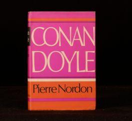 1966 Pierre Nordon Conan Doyle Biography Dustwrapper
