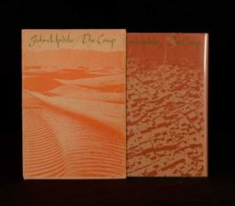 1978 The Coup John Updike Illustrated Limited Signed Edition in Slipcase
