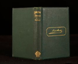1871 Condensed Novels by Bret Harte with Illustrations