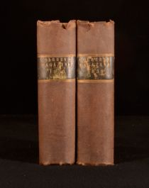 1838 2vols The New Monthly Magazine and Humorist edited by Theodore Lock