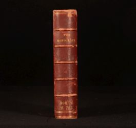 1880-1881 The Monograph a Serial Collection of Indexed Essays Published Monthly