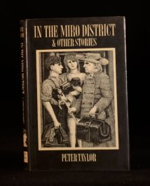 1977 In The Miro District and Other Stories Peter Taylor First UK Edition