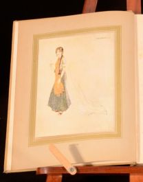 1916 Children's Edmund Dulac's Picture Book For the French Red Cross