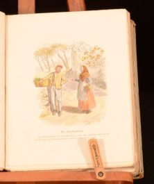 1878 Caldecott North Italian Folk Sketches Mrs Comyns Carr Limited Edition