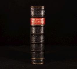 1742 Thesaurus Rerum Ecclesiasticarum Ecclesiastical Benefices Dioceses Ecton