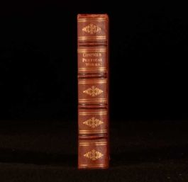 c1885 The Lansdowne Poets Ed The Poetical Works of William Cowper
