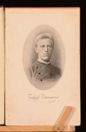 1932 Fridtjof Nansen Biography by Fritz Wartenweiler Photographs German