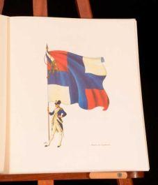 1989 Les Drapeaux de la Garde Nationale de Paris 1789 Illus Slipcase Lachouque