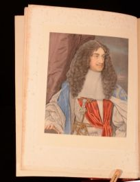 1901 Charles II Osmund Airy Plates Limited Edition Colour Frontispiece