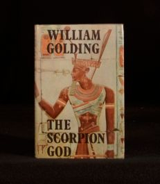 1971 The Scorpion God by William Golding First Edition First Printing