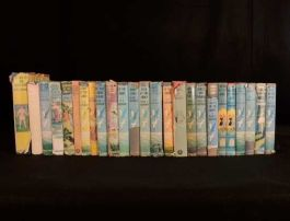 1947-1966 25vols E J Oxenham Novels With Dustwrappers Illustrated Colour Firsts