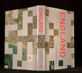 2001 England the Photographic Atlas Getmapping British Geography
