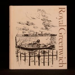 1969 Royal Greenwich Olive and Nigel Hamilton Signed Illus Stanley Devon
