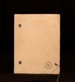 1912 Collected Verse of Rudyard Kipling Limited Print Run Scarce