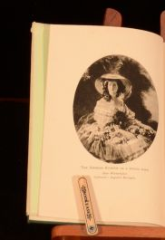 1938 Mrs Belloc Lowndes Empress Eugenie Play Theatre Signed First Edition