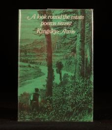 1967 A Look Round the Estate Kingsley Amis First Edition Original Dustwrapper