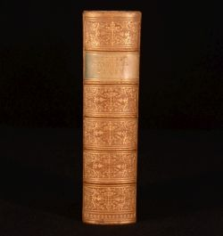 1864 The Poetical Works Of William COWPER Life George Gilfillan